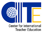 "Das Bild zeigt das Logo des ""Center for International Teacher Education"""